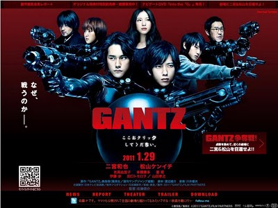 Gantz movie